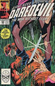 Daredevil #260 FN; Marvel | save on shipping - details inside