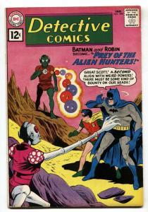 DETECTIVE COMICS #299-1962-BATMAN-DC SILVER AGE-FN-