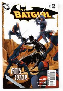 BATGIRL #3 comic book-2008-DC