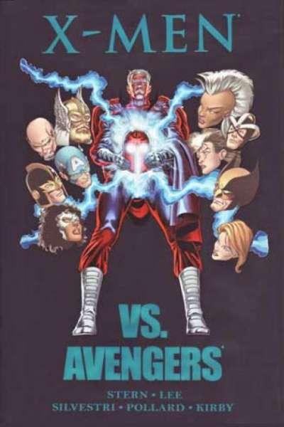 X-Men vs. The Avengers Trade Paperback #1, NM (Stock photo)