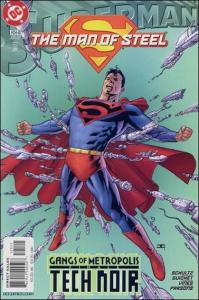 DC SUPERMAN: THE MAN OF STEEL #125 NM