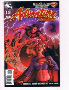 Adventure Comics # 9 VF/NM DC Comic Books Superboy Legion Of Super-Heroes!! SW13