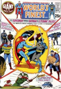 World's Finest Comics #197, Good (Stock photo)