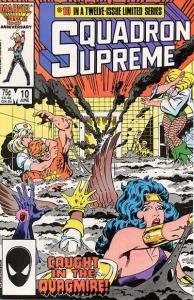 Squadron Supreme (1985 series) #10, NM- (Stock photo)