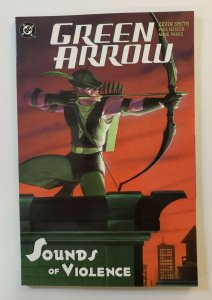 GREEN ARROW VOL.2 SOUNDS OF VIOLENCE TPB SOFT COVER NM