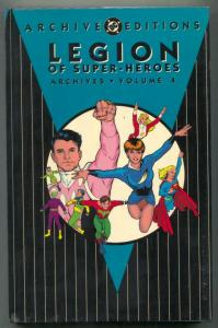 Legion of Super-Heroes Archives Vol 4 hardcover