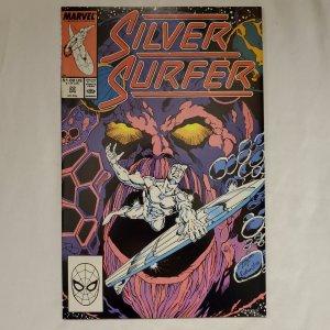 Silver Surfer 22 Near Mint Art by Ron Lim