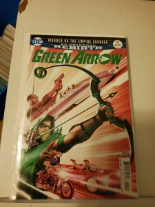 Green Arrow #11 (2017)