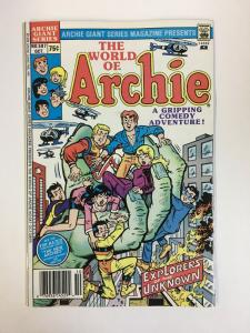 ARCHIE GIANT SERIES (1954-1992)587 VF-NM JOSIE & THE PU COMICS BOOK