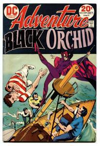ADVENTURE COMICS #429 comic book-BLACK ORCHID-BRONZE AGE DC FN/VF