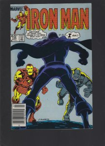 Iron Man #196 (1985)