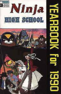 Ninja High School Yearbook #2 FN; Malibu | save on shipping - details inside