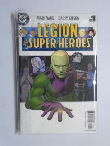 Legion of Super-Heroes (2005-2009 5th Series) #1-7 Run - 8.0 VF - 2005