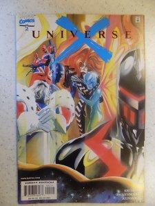 UNIVERSE X # 2