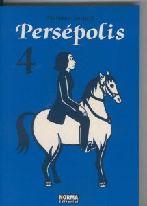 Persepolis numero 4: El retorno