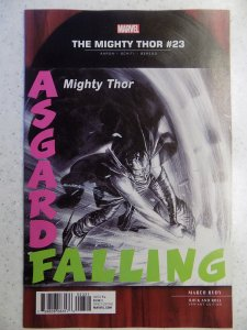 MIGHTY THOR (2017) # 23 MARVEL ROCK AND ROLL VARIANT EDITION RARE