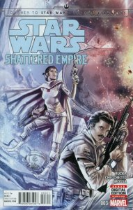 Journey to Star Wars: The Force Awakens - Shattered Empire #3 (2015)