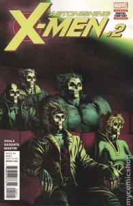 Astonishing X-Men (2017 series) #2, NM (Stock photo)