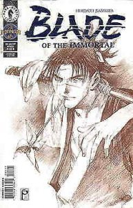 Blade of the Immortal #21 FN; Dark Horse | save on shipping - details inside