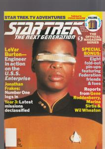 Star Trek Next Generation Vol 11