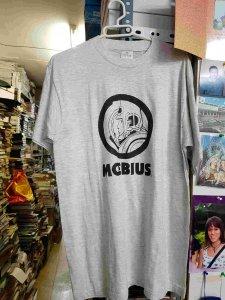 Camiseta de Moebius, talla M