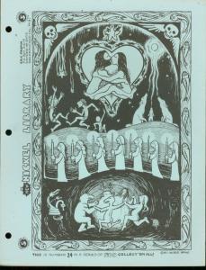 NICKEL LIBRARY #24-MICHELE BRAND ART-RARE UNDERGROUND FN