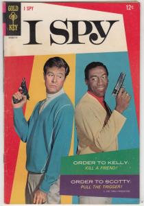 I Spy #3 (Jan-67) VF High-Grade Scotty, Kelly