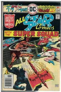 ALL STAR COMICS (1976) 60 VG June 1960