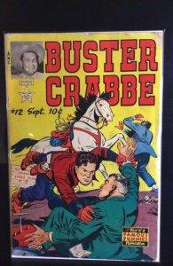 Buster Crabbe Comics #12 (1953)