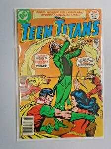 Teen Titans #46 - First 1st Series - see pics - 3.5 - 1977