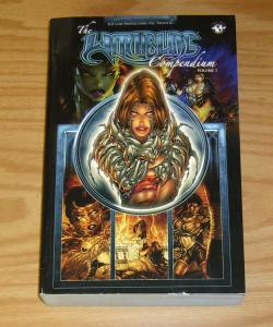 Witchblade Compendium vol. 1 - 1st printing collects #1-50 top cow image tpb