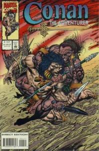 Conan the Adventurer #4, NM (Stock photo)
