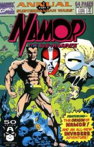 Namor: The Sub-Mariner Annual #1, NM (Stock photo)