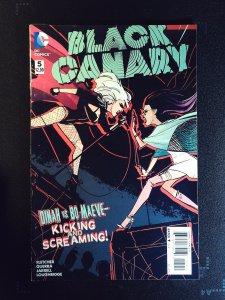 Black Canary #5 (2015)