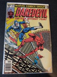 Daredevil #161 Marvel Comics Frank Miller Bullseye HIGH GRADE