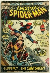AMAZING SPIDER-MAN#116 VG- 1973 MARVEL BRONZE AGE COMICS