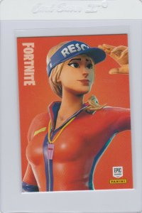 Fortnite Sun Strider 241 Epic Outfit Panini 2019 trading card series 1