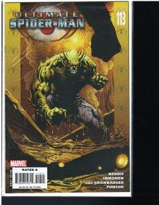 Ultimate Spider-Man #113 (Marvel, 2007)
