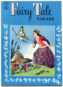 Fairy Tale Parade-Four Color Comics #87 1945- Walt Kelly FN