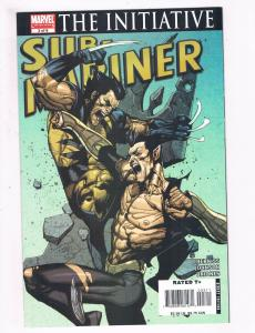 Sub-Mariner The Initiative # 3 NM Marvel Comic Books Wolverine Awesome Issue SW6