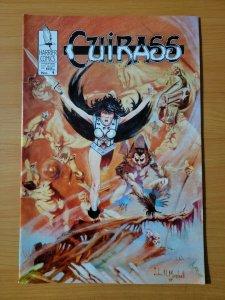 Barbarienee Cuirass #1 One-Shot ~ NEAR MINT NM ~ 1988 Harrier Comics
