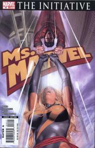 Ms. Marvel (2006 series) #16, NM + (Stock photo)