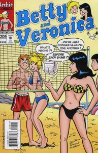 Betty and Veronica #209 VF/NM; Archie | save on shipping - details inside
