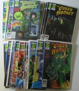 GREEN HORNET Comic books Lot #1 - 25  (missing #12)  Twenty Four NM Comics