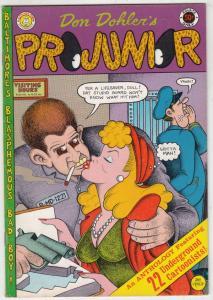 Pro Junior #1 (Jan-71) FN/VF Mid-Grade Pro Junior