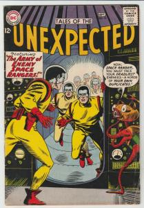 Tales of the Unexpected #78 (Sep-63) VG/FN+ Mid-Grade Space Ranger, Cyrl