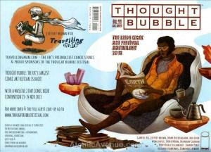Thought Bubble Anthology #3 VG; Image | low grade comic - save on shipping - det