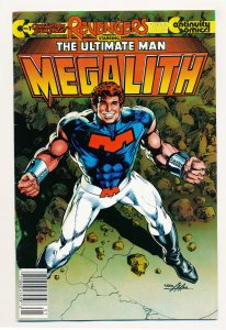 Revengers Featuring Megalith (1985) #1 VF