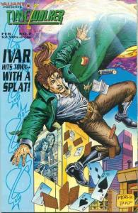 Timewalker #3 VF/NM; Valiant | save on shipping - details inside