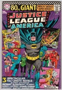 Justice League of America #48 (Dec-66) VF/NM High-Grade Justice League of Ame...